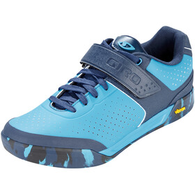 Giro Chamber II Shoes Men blue